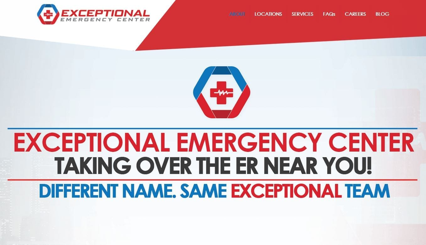 """Your ER Now"" Centers – Amarillo Are NOW EXCEPTIONAL ER"