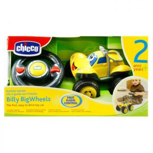 سيارة Billy BigWheels