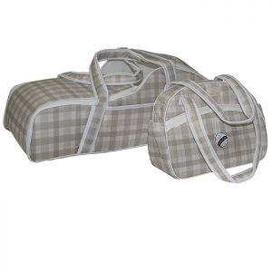 حقيبة وحمالة طفل