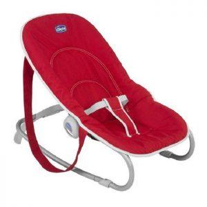 الكرسي الهزاز للاطفال تشيكو لون أحمر