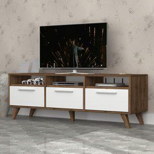 طاولة تلفاز موديل لينا