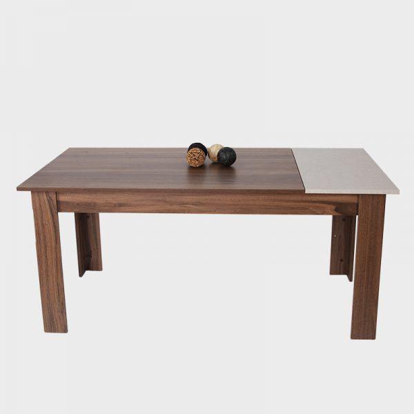 طاولة سفرة موديل فلورا