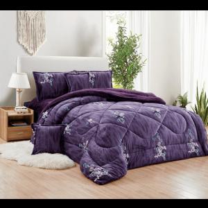 غطاء سرير مفرد 4 قطع