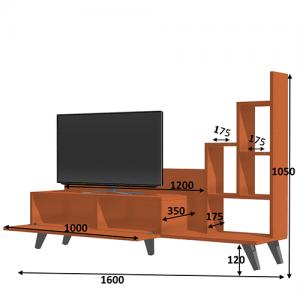 طاولة تلفاز موديل بينق