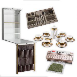 عرض المطبخ المتكامل