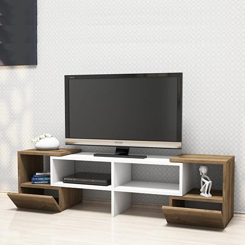طاولة تلفاز موديل فونت