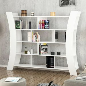 خزانة متعددة للكتب موديل هيليك
