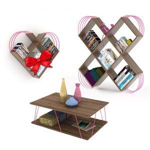 العرض المميز لغرفة الضيافة موديل براون A مجموعة من المنتجات المتكاملة التي يمكنك استخدامها داخل أروقة المنزل لتضفي فيه ديكور جميل ورائع.