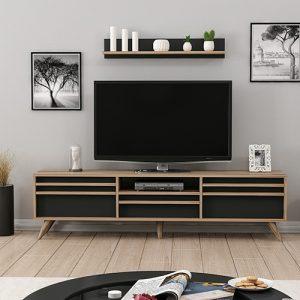 شكل طاولة تلفاز