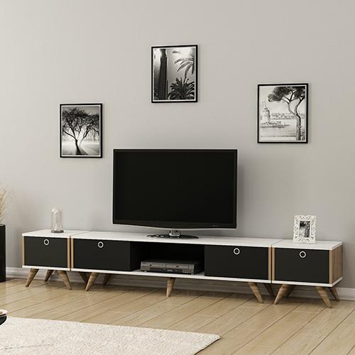ديكور طاولات تلفاز