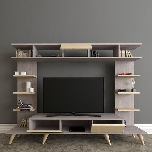 طاولة تلفاز ديكور جميل