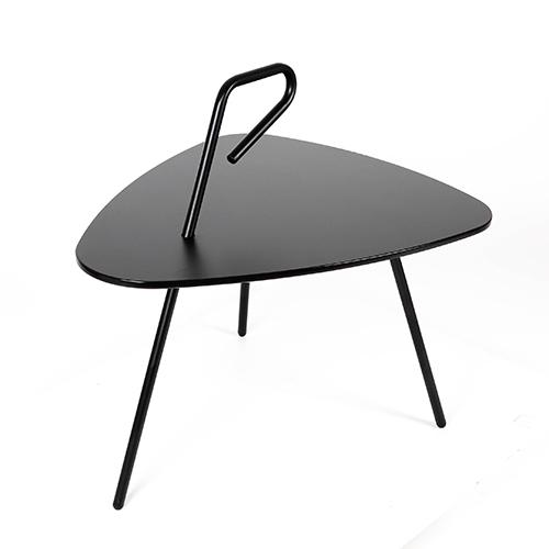 طاولة خدمة موديل روك بمقبض بيضاوية الشكل