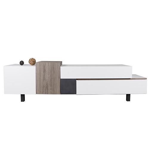 طاولة تلفاز خشبية جميلة