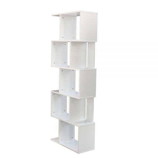 صورة جانبية لخزانة كتب