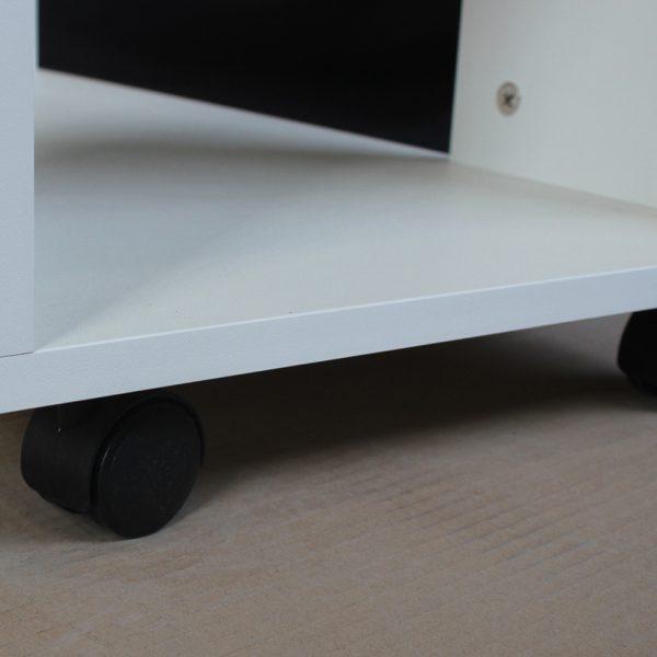 عجلات متحركة لطاولة جانبية