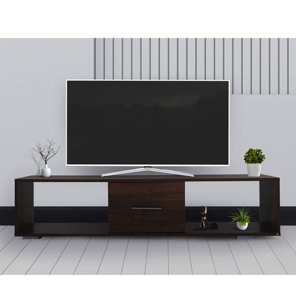 ديكور طاولة تلفاز