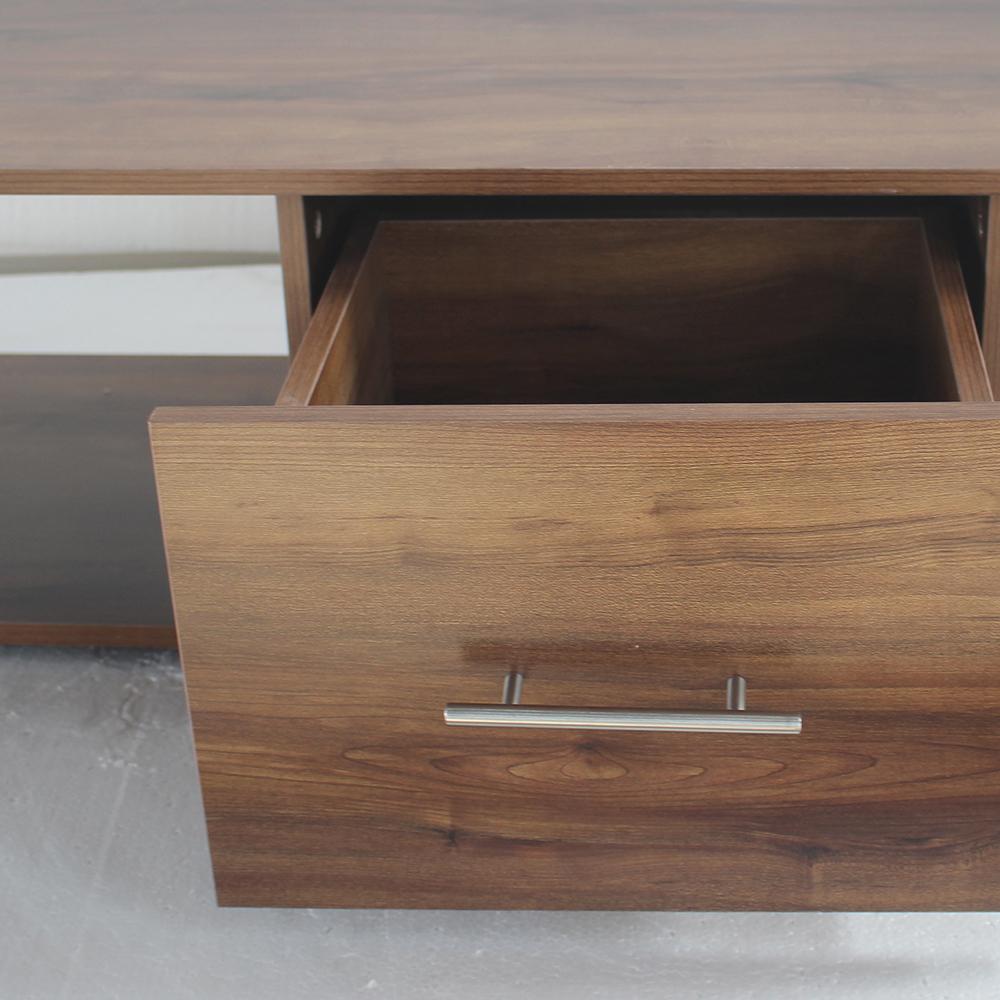 درج خزانة تلفزيون