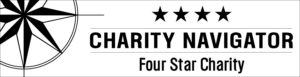 Charity Navigator 4 Star Rating for United Way of Metropolitan Dallas