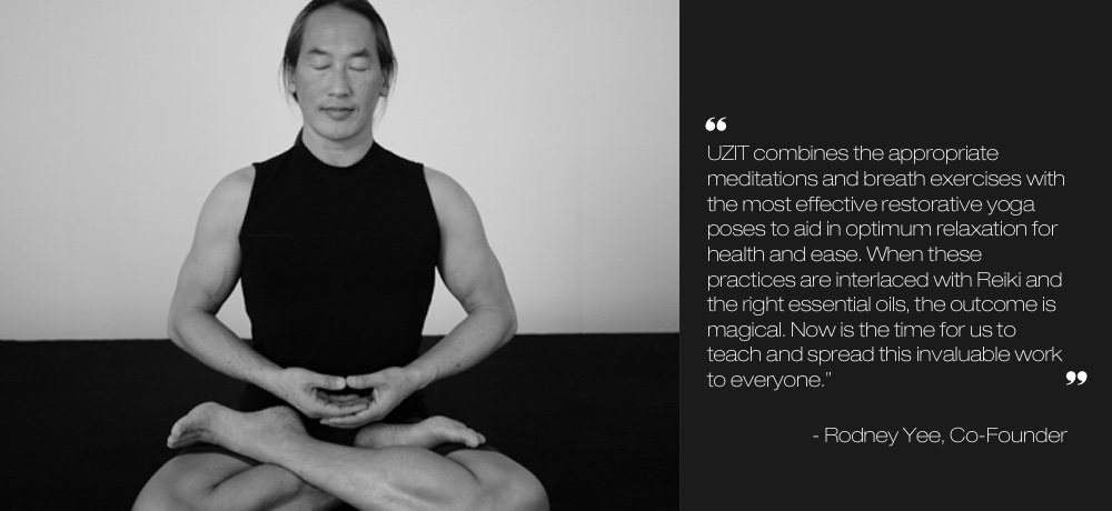 Message from Rodney Yee