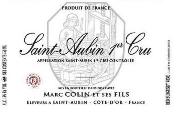 Domaine Marc Colin