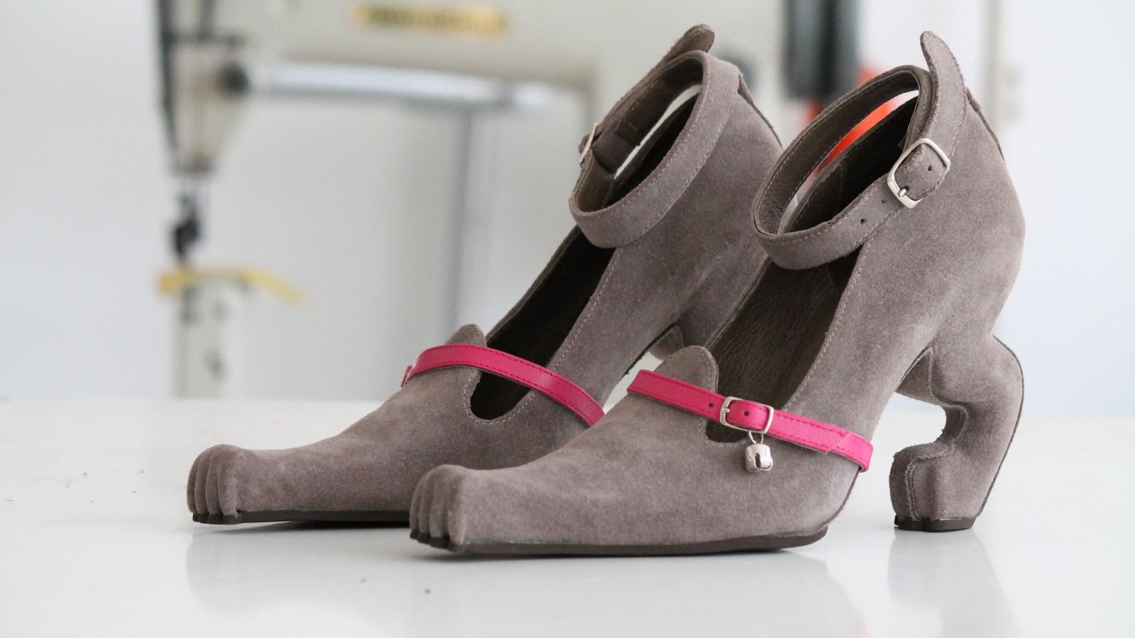 108bee7ad6 Esta es una las frases que definen al diseñador de zapatos israelí Kobi  Levi.