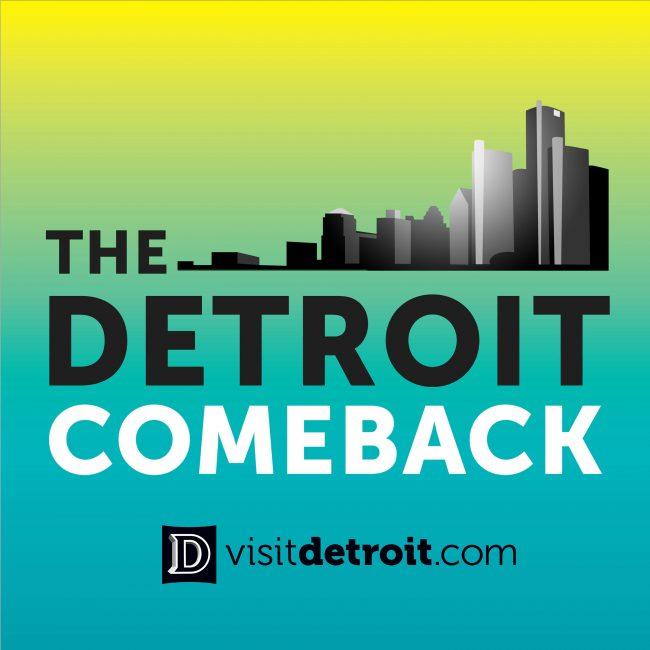 podcast, Detroit Comeback Show, profile pic