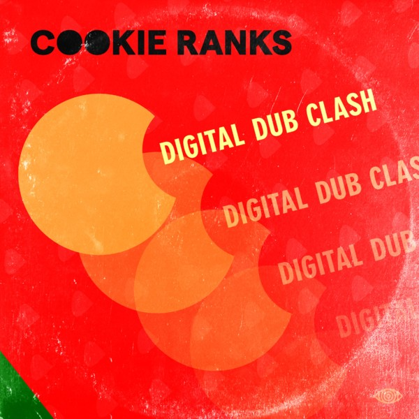 VIZLP4 Cookie Ranks - Digital Dub Clash