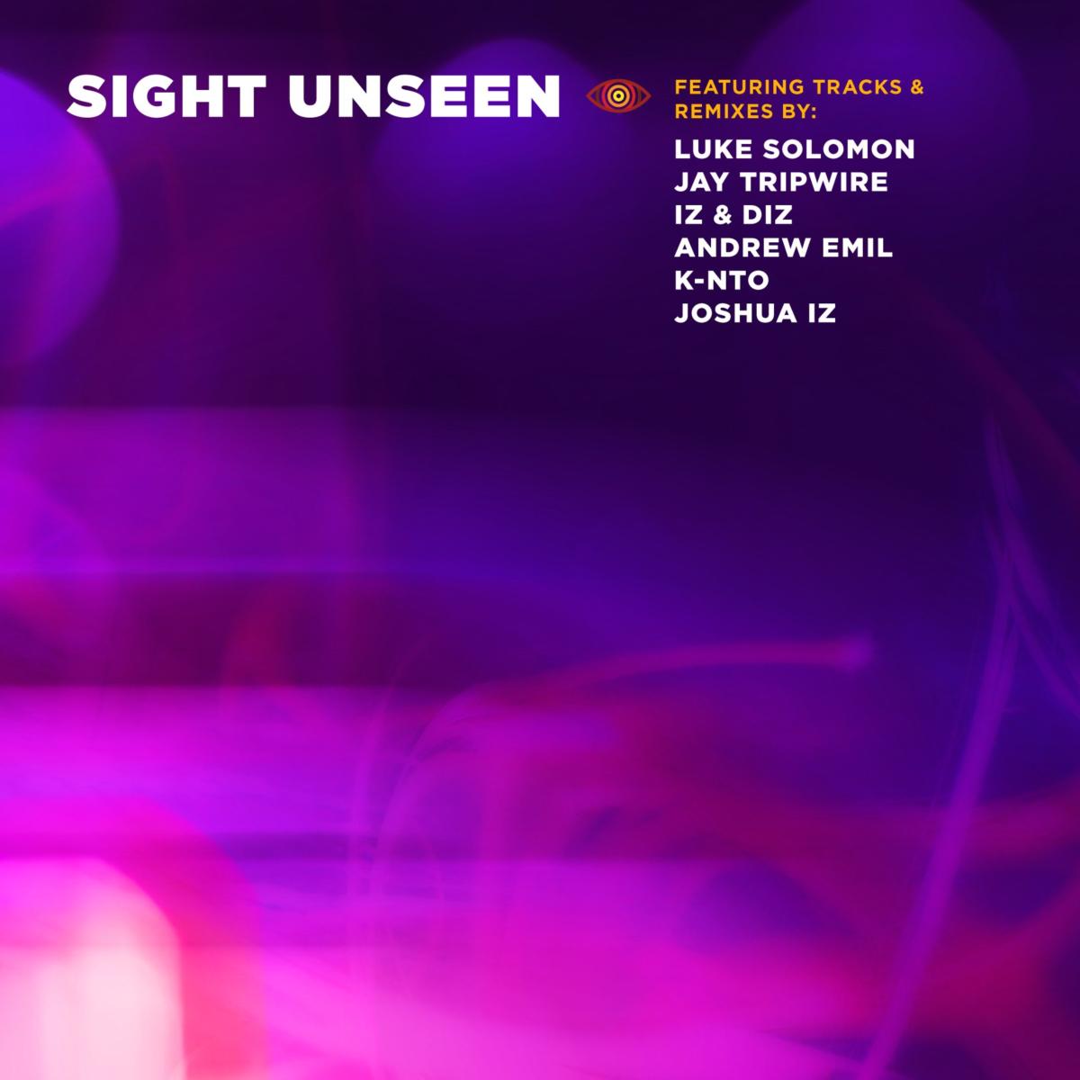 VIZ012 Various Artists - Sight Unseen