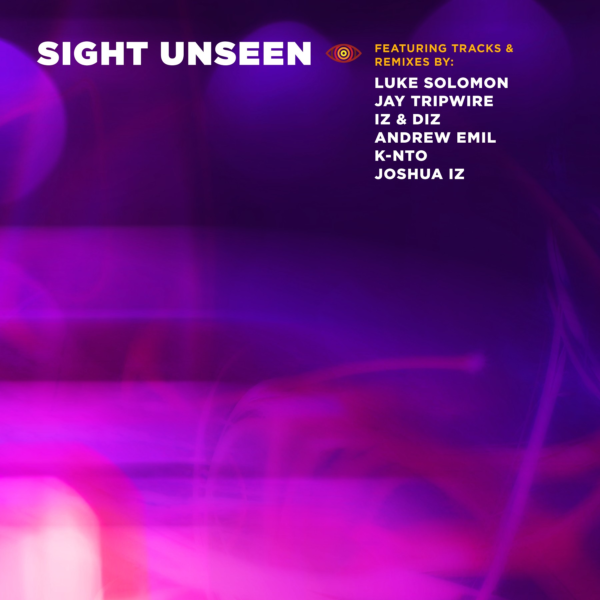 VIZ012 Various Artists - Sight Unseen