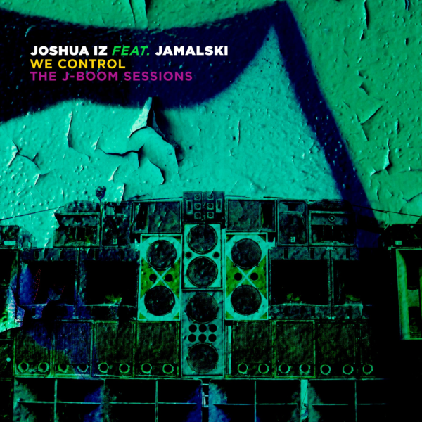 VIZ014 Joshua Iz feat. Jamalski - We Control (The J-Boom Sessions)