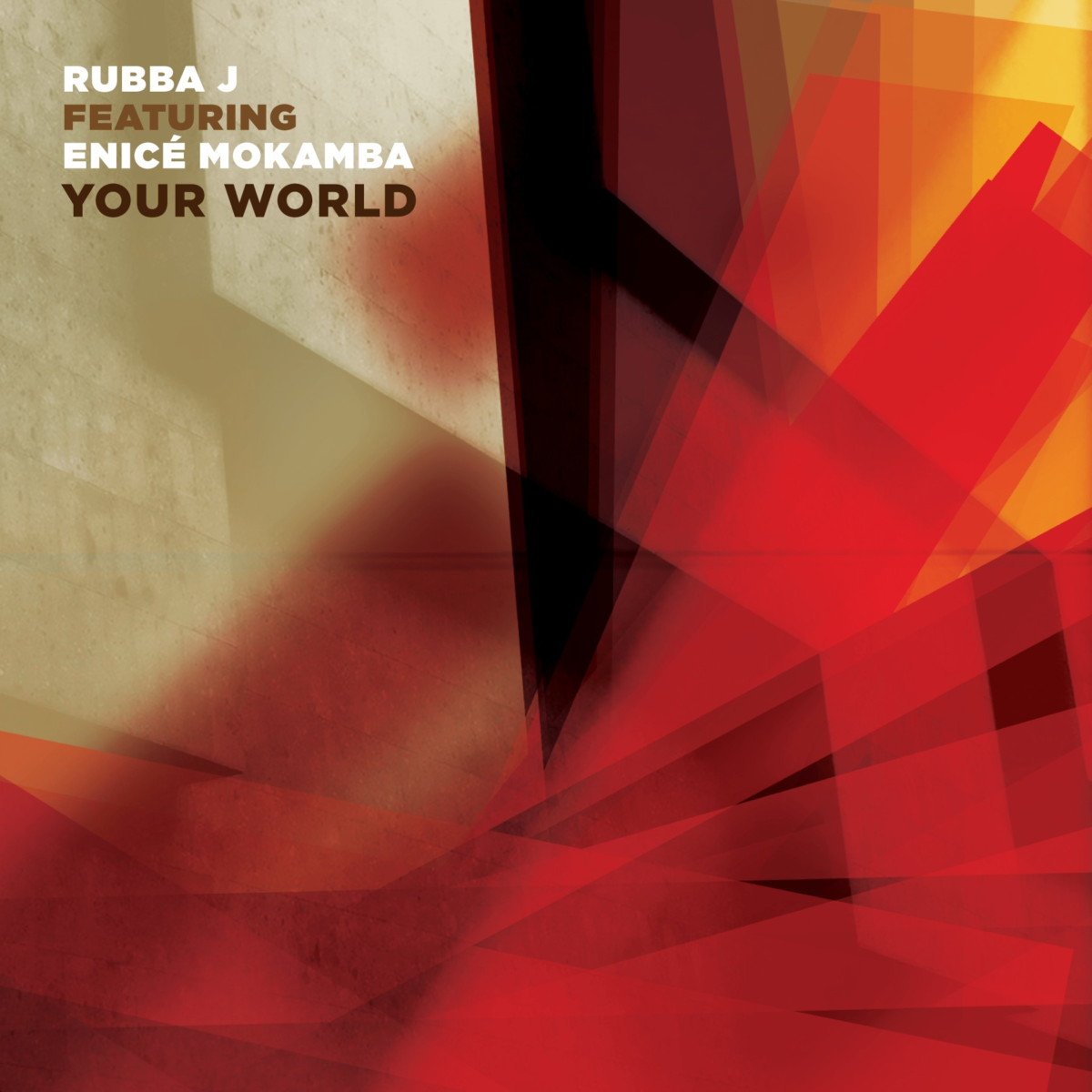 VIZ015 Rubba J feat. Enicé Mokamba - Your World