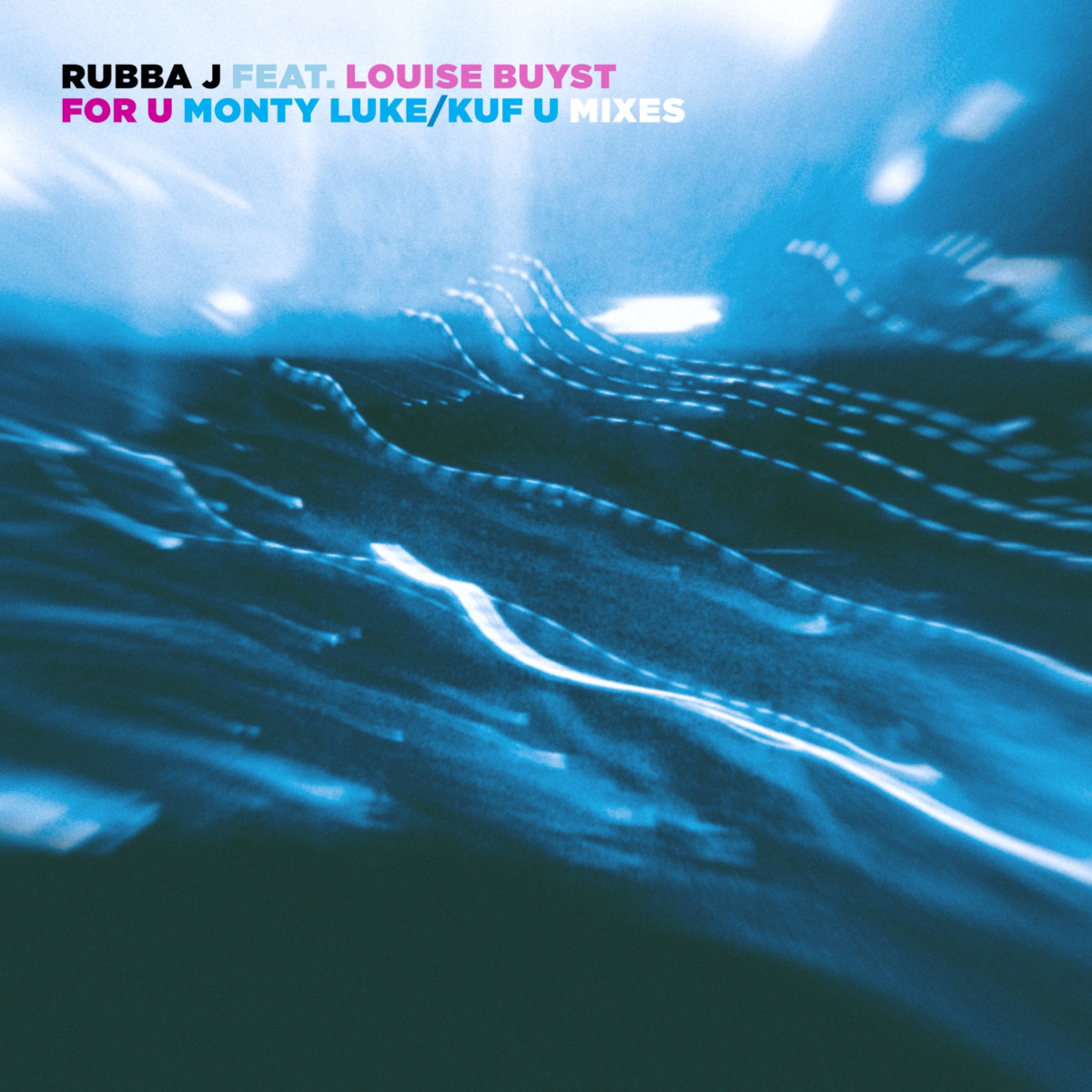 VIZ020 Rubba J feat. Louise Buyst - For U