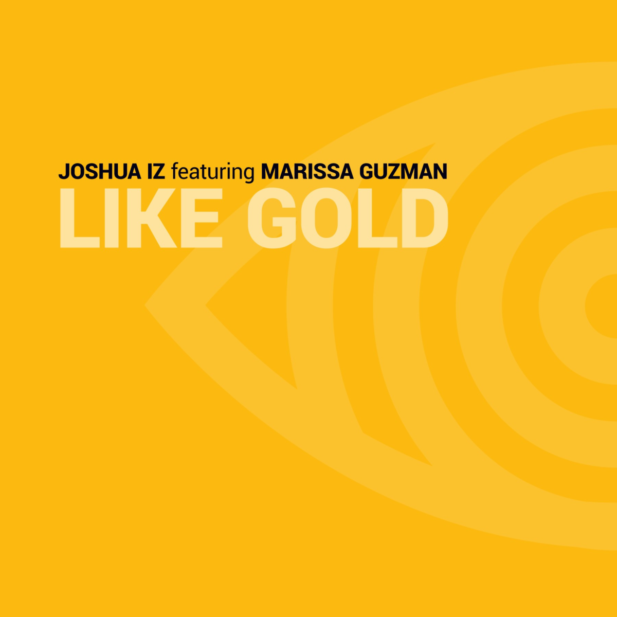 VIZ021 Joshua Iz feat. Marissa Guzman - Like Gold