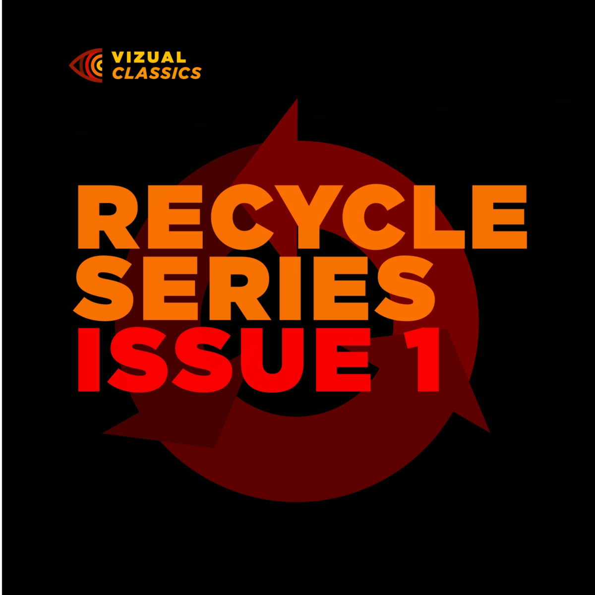 VIZCYC1 Various Artists - Recycle Series Issue 1
