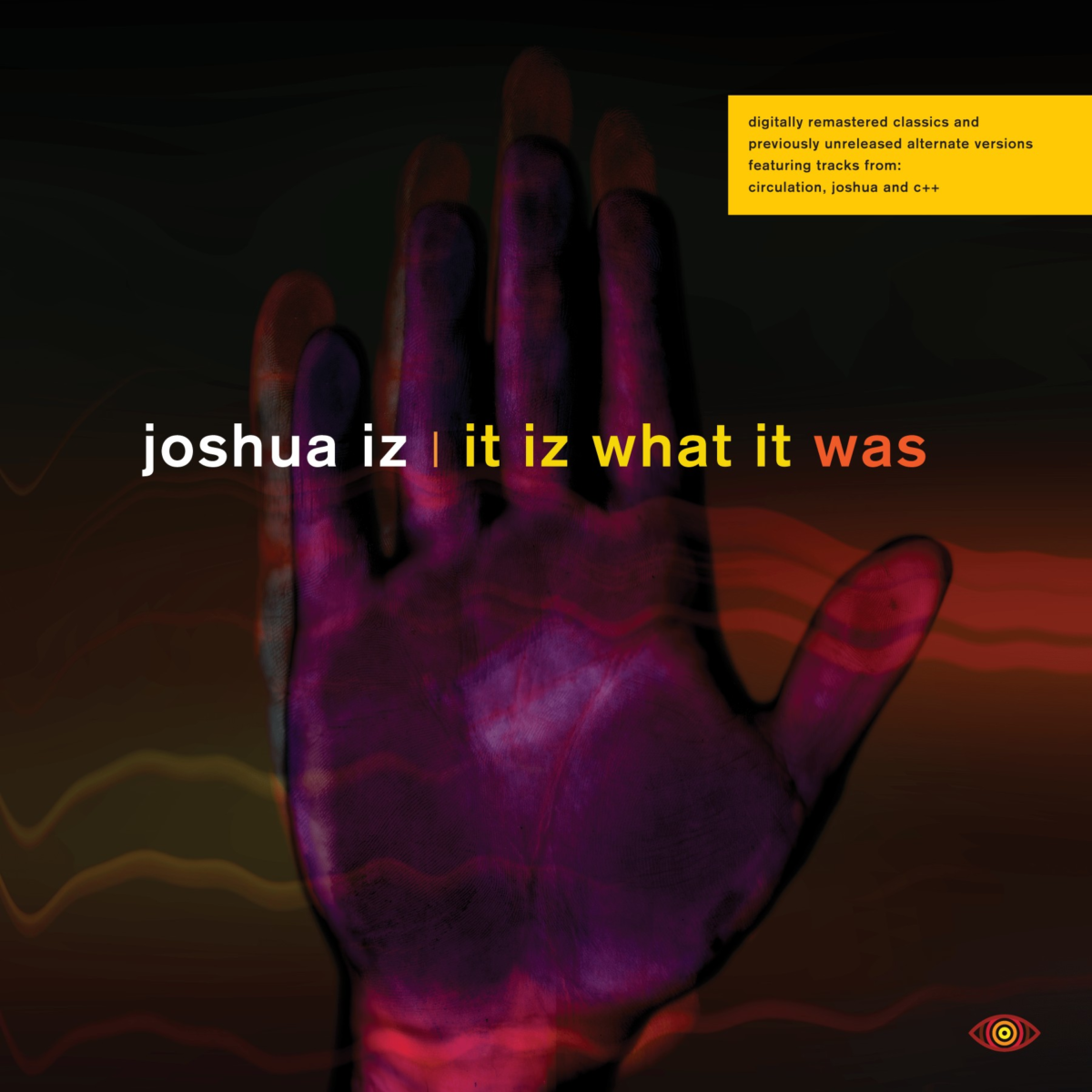VIZLTD1 Joshua Iz - It Iz What It Was LP