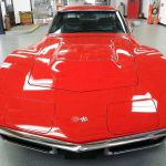 "1972 Corvette Coupe 454 Red coupe ""SOLD"""