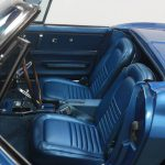 "1967 Corvette CV Marina Blue/BB ""SOLD"""
