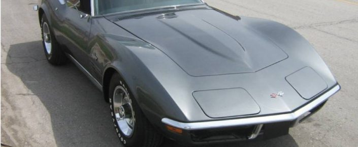 1970 Corvette   Rare color