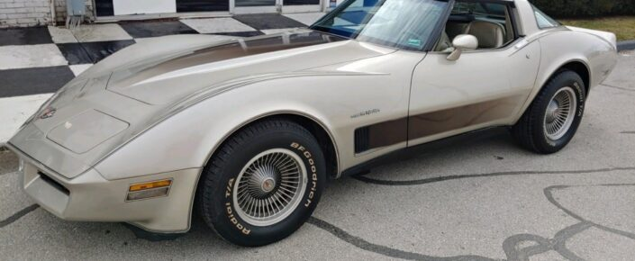 1982 Collector's Edition 1 of 6,759 built