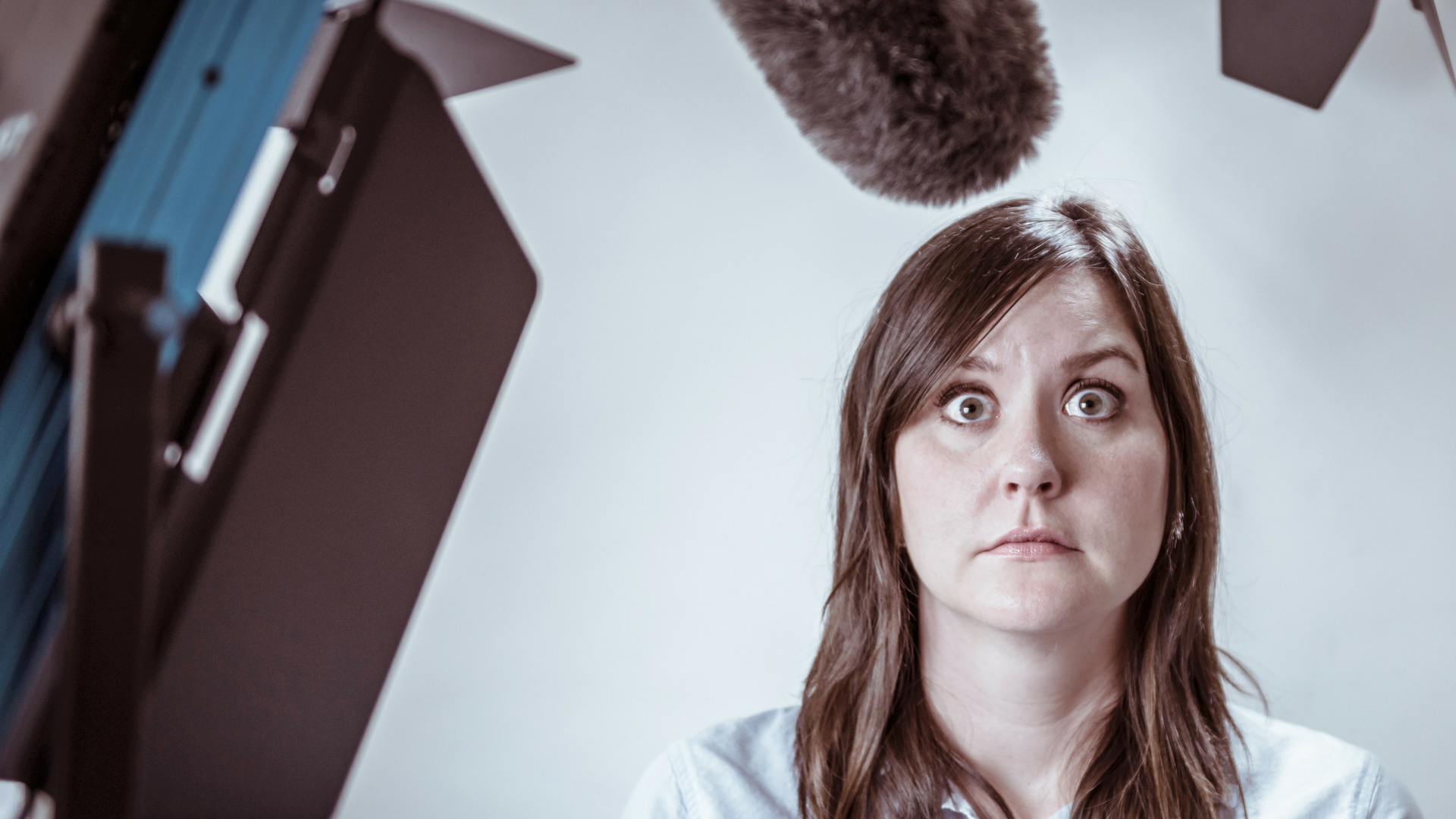 Camera shy? Here's how to banish your fear of being on camera
