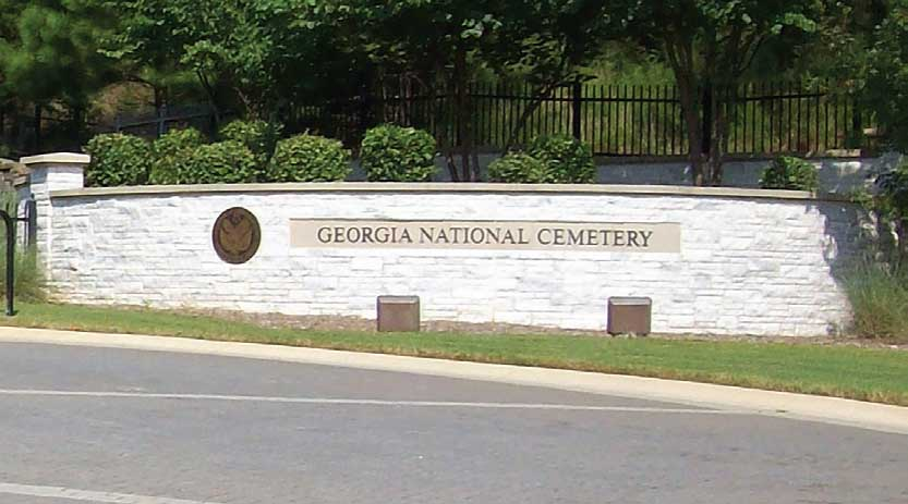 Georgia National Cemetery