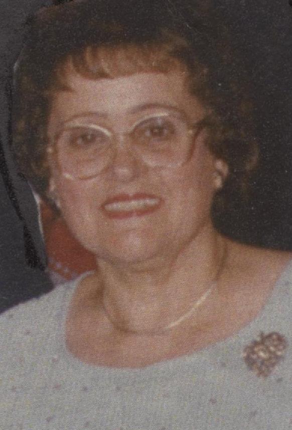 Maude Opal Reeves