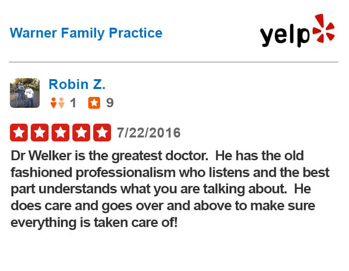 Robin Z chandler doctor review
