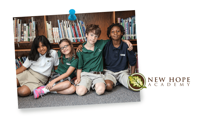 New Hope Academy Opens