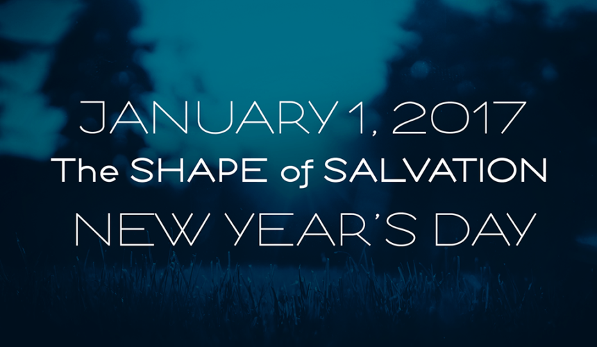 The Shape of Salvation