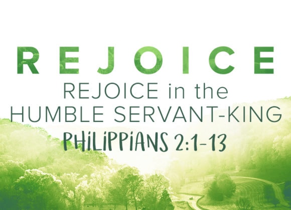 Rejoice in the Humble Servant-King