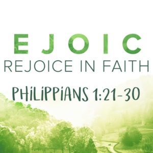 Rejoice in Faith