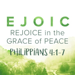 Rejoice in the Grace of Peace