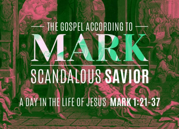 A Day in the Life of Jesus (October 21)