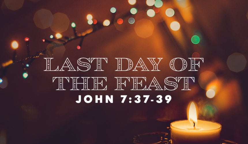 Last Day of the Feast (December 30)